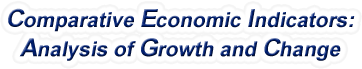 Vermont - Comparative Economic Indicators: Analysis of Growth and Change, 1969-2016