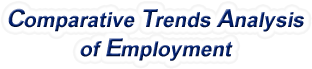 Vermont - Comparative Trends Analysis of Total Employment, 1969-2016