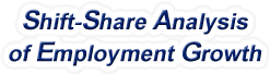 Shift-Share Analysis of Vermont Employment Growth and Shift Share Analysis Tools for Vermont